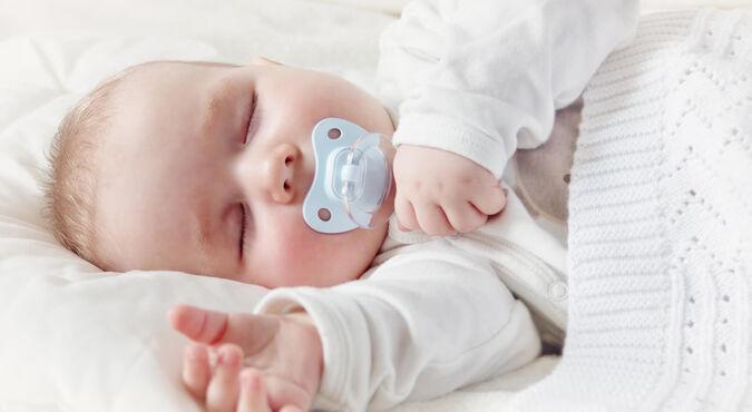 Cómo dormir a un recién nacido