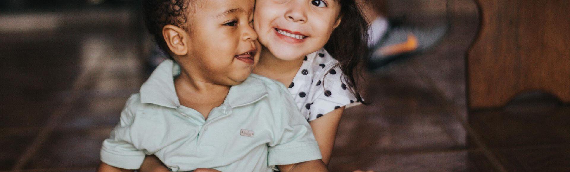 Enseñarle valores a los niños