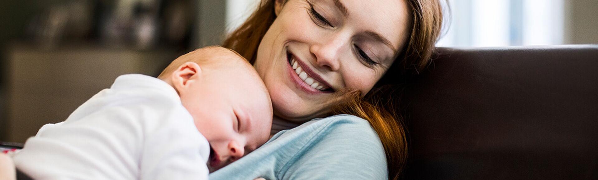 ¿Cómo hacer que los bebés se duerman rápido? | Más Abrazos by Huggies