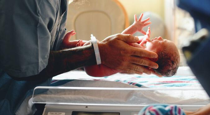 Cómo saber si mi bebé está en posición para nacer