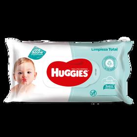 TOALLITAS HUMEDAS Huggies Limpieza Total