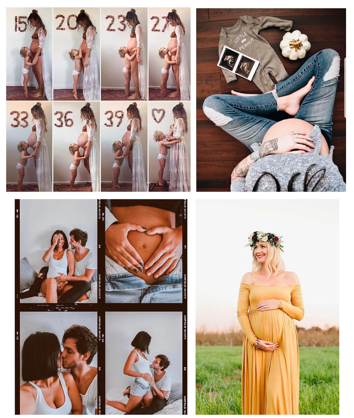 Inspirate con estas referencias para tomar tus propias fotos